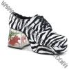 PIMP-02 Zebra Fur w/ Fish